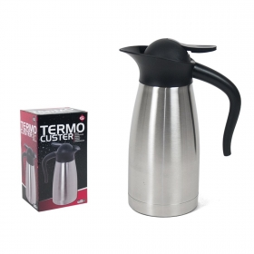 Termo custer 1200ml. acero...