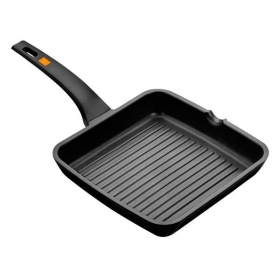 Grill c/rayas efficient 22cm