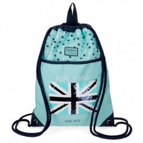 Gym sac cuore pepe jeans