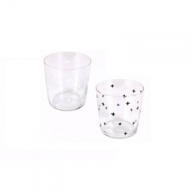Set 6 vasos sidra Cruces 37 cl