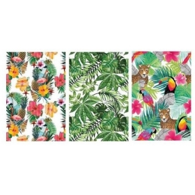 Papel regalo club tropicana...