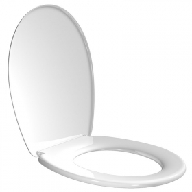 Asiento wc standard blanco