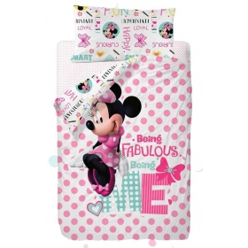 Saco nórdico minnie fabulous