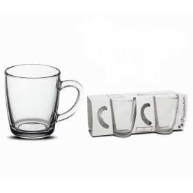 Set de 2 mug basic de 350 cc