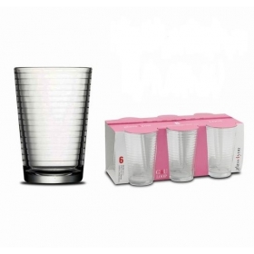 Set 6 vasos doro 21,5 cl