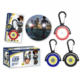 Colgante led con 3...