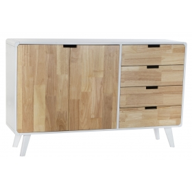 Buffet 120x30x75 rubberwood...