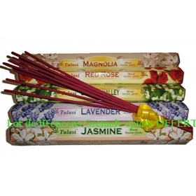 20 sticks incienso jasmine