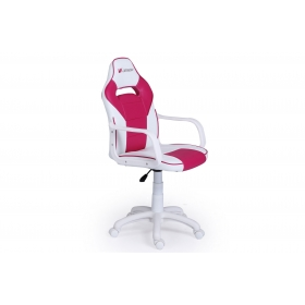 SILLA GAMER W-DESIGN BL/ROS...