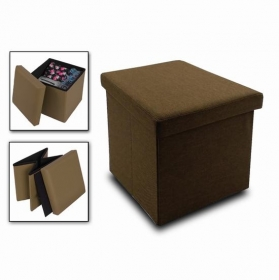 Puff Plegable Ottoman Color...