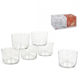 Set 12 vasos Bodega Mini