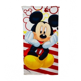 Toalla playa mickey