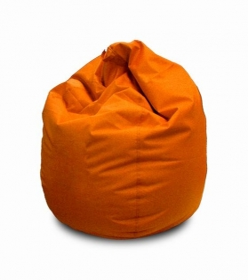 Puff naranja