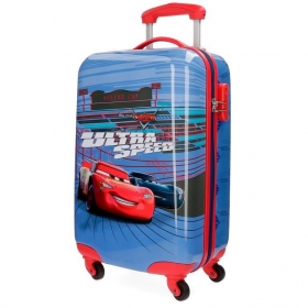Trolley infantil de cars