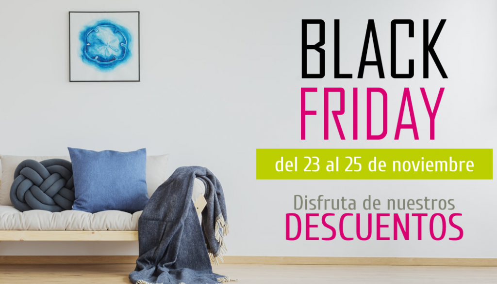 Black Friday en ALI Hogar
